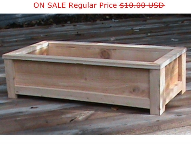 Cedar Planter Plans Wood Working Plans Outdoor Planters – Garden Planter Box Plans