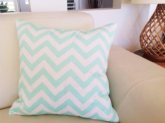coussin pastel Mint Cushions Zig Zag Pillows Lavender Chevron Pillows Lemon coussin pastel