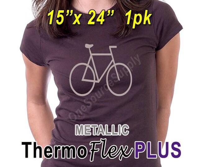 """15""""x 24"""" / 1-sheet / Metallic ThermoFlex Plus"""