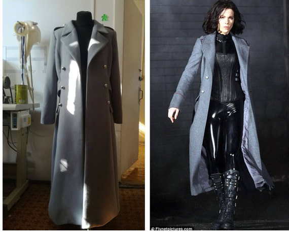Selene Underworld 5 Blood Vampire Sexy Cosplay Costume Adult Handmade Cloak CUSTOM ORDER