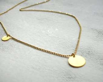 Delicate chain - the top model in the category of casual chic!