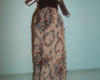 Barbie Beaded Evening Dress