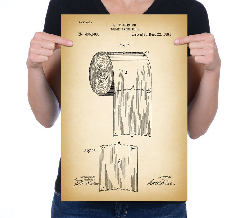 how to change toilet paper roll diagram