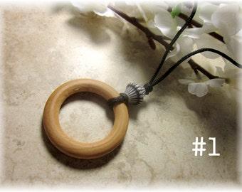 Adjustable Natural Nursing Necklace, Teething Necklace, Breast feeding Necklace, Mom Necklace, Teething Beads, Teething Jewelry