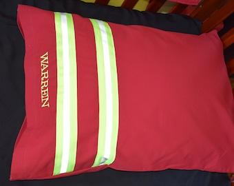 Firefighter Bedding Etsy