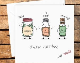 Handmade jingle my bells balls for a white christmas greeting personalised handmade christmas greeting card seasons greetings xmas with envelope funny rude card blunt comedy m4hsunfo