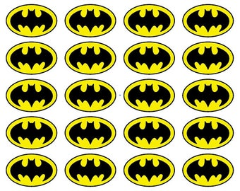 Batman Logo Batman sticker decal Batman Wall Decal Batman Birthday Party Batman wallpaper Batman Nursery Batman waterbottle