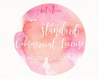 Standard Commercial License  No Credit Required