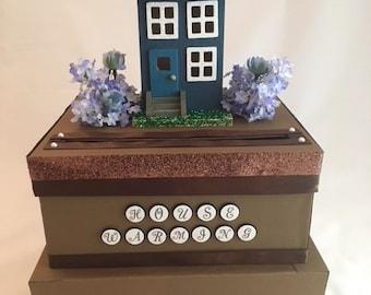 Housewarming Card Box
