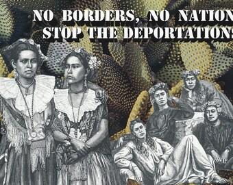 Social Justice Postcards