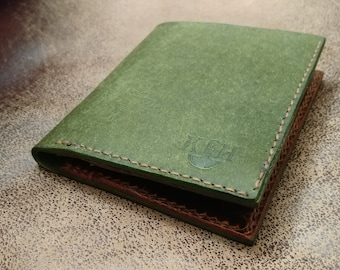 Leather Bifold Wallet - Premium Leather