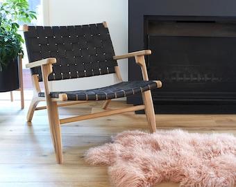 Morrison Armchair - BLACK