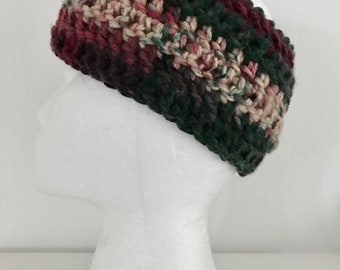 Burgundy Ear Warmer Burgundy Headband Green Ear Warmer Pink Ear Warmer Green Headband