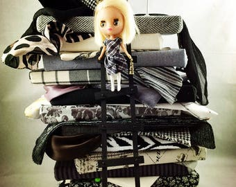 The Princess and the Pea, doll and bed