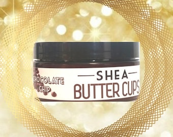 Chocolate Chip Whipped Shea Butter