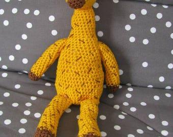 Doudou cotton giraffe