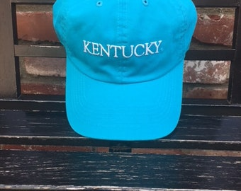 Kentucky Ball Cap, Hat