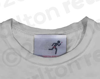 Include Labels with any retromatti athletics product underwear clothing tags briefs boxers shirts jockstraps