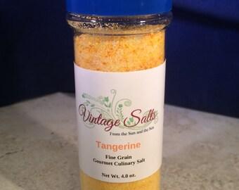 Tangerine Sea Salt