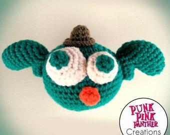 Amigumi Happy Bird