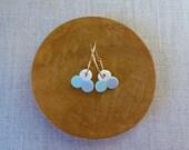 Clover Hoop Earrings SALE...
