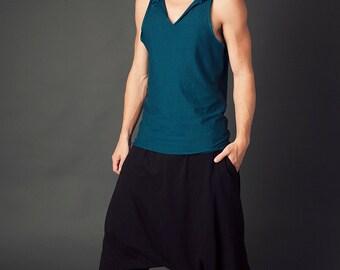 Harem Pants, Baggy Pants, Festival Clothes, Men's Wear, Organic Clothing, Hemp Clothing