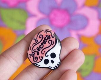 Secrets Brooch / Pin