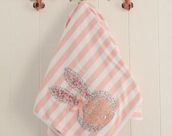 Baby Bunny Baby Blanket