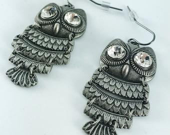 Fringed Owls