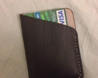 Front pocket card/ money holder
