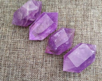 Best Double Terminated Amethyst Point/Amethyst Tower/Amethyst Wand