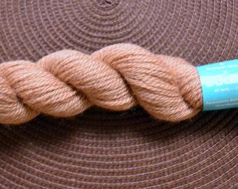 Bucilla Needlepoint & Crewel  Wool Yarn Tan Persian Wool
