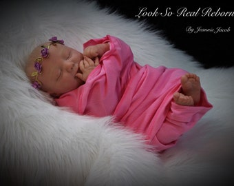 Reborn baby, No waiting, Realborn June, newly released, cut moulth , ready to ship .