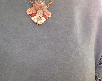 Collier avec pendentif héritage Pinkaboo