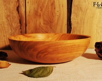 Birch wood - wooden ware bowl