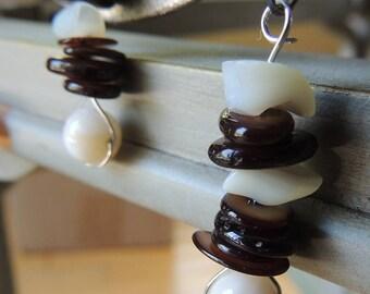 Beachside Elegance earrings