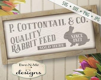 Easter SVG - Easter Bunny svg - Easter Egg SVG - peter cottontail svg - bunny svg - rabbit feed svg - Commercial Use svg, dxf, png, jpg