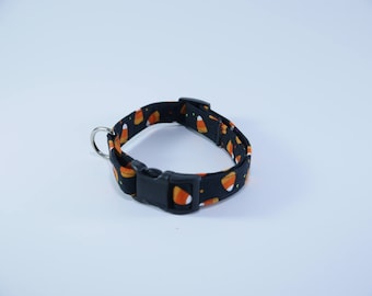 Halloween Candy Corn Collar