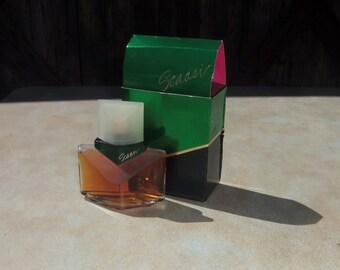 Vintage Perfume Bottle NOS Scaasi Spray Tsumura Eau de Parfum 1980's