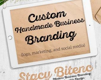 Custom Logo - Custom Banner - Etsy Banner - Graphic Design - Graphic Design  Help - One Of A Kind Logo - Business Branding - Branding Set