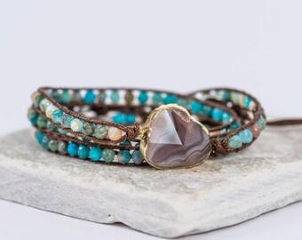 The Onyx Bracelet