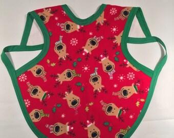 Holiday Baby Apron