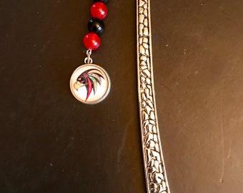 Chicago Blackhawks Bookmark