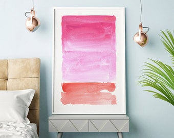 Large Abstract Art Print, Abstract Wall Art, Abstract Watercolor, Abstract Painting, Abstract Art, Large Print, Minimalist Art, Artwork