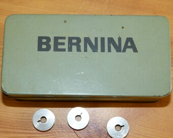 Box old Bernina