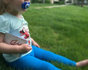 Baby Leggings - Baby Girl Clothes - Toddler Leggings - Kids Leggings - Childrens Leggings - Colorful Leggings - Baby Pants - Toddler Pants