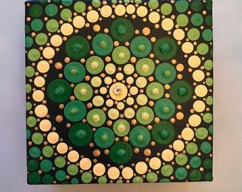 Mandala  Art - Original Painting - ID#886