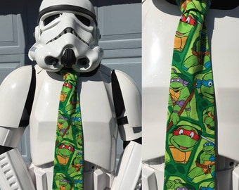 Teenage Mutant Ninja Turtles Novelty Necktie TMNT Tie