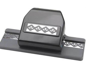 EK Success Scandinavian Lace Chain Edger Punch 54-40048 - NEW Free US Shipping