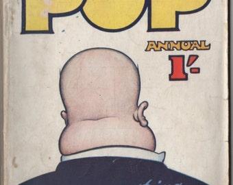 1950s POP Annual - UK Newspaper strip